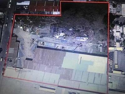 Id:105632, Terreno Industrial, Comercial Con Excelente Ubicación En Guadalupe N,l, A 1 Cuadra De Av. Juárez, Ideal Para Bodega O Centro De Distribución Aunque Enfrente Se Inició Un Desarrollo De Depa