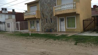 Alquiler Temporada Duplex Y Chalet,m.del Tuyu 70mdel Mar