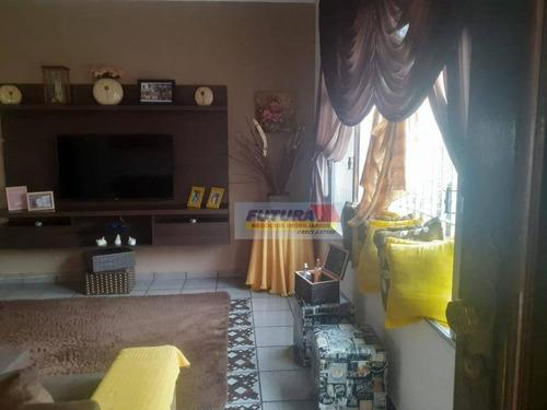 Imagem 1 de 30 de Casa Com 3 Dormitórios À Venda, 240 M² Por R$ 650.000,00 - Vila São Jorge - São Vicente/sp - Ca0269