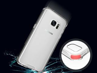 Capa Case Transparente Antishock Samsung Galaxy S7 Edge