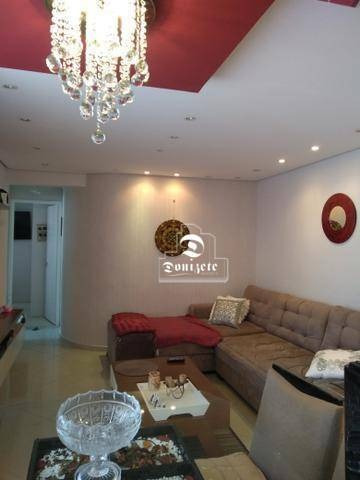 Apartamento Com 2 Dormitórios À Venda, 50 M² Por R$ 360.000 - Centro - Santo André/sp - Ap13181