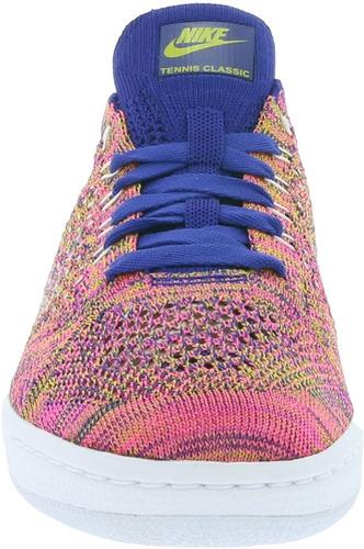 Escalofriante Reconocimiento crear  Zapatillas Mujer Nike Tennis Classic Ultra Flyknit Us 7.5 | Mercado Libre