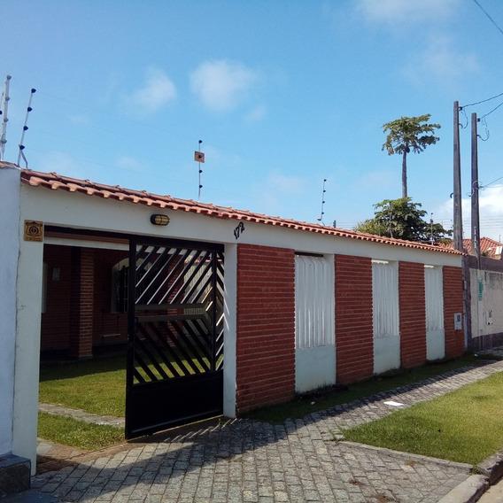 Casa Em Peruibe Para Locação De Temporada