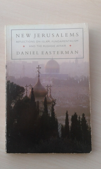 Livro - New Jerusalems - Daniel Easterman