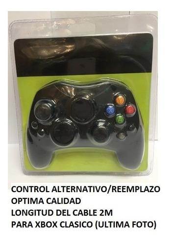 Control Xbox Clasico Reemplazo Calidad /leer Descripcion Fav