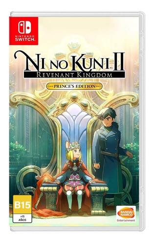 Imagen 1 de 5 de Ni No Kuni 2 Revenant Kingdom - Prince's Edition - Nsw