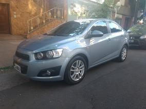 Chevrolet Sonic 1.6 Ltz Mt 2013 4 Puertas