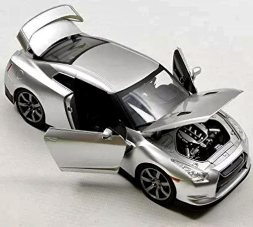 Nissan Gt-r (r35) Brian Oconner Rapido Y Furioso 7 Jada 1/24