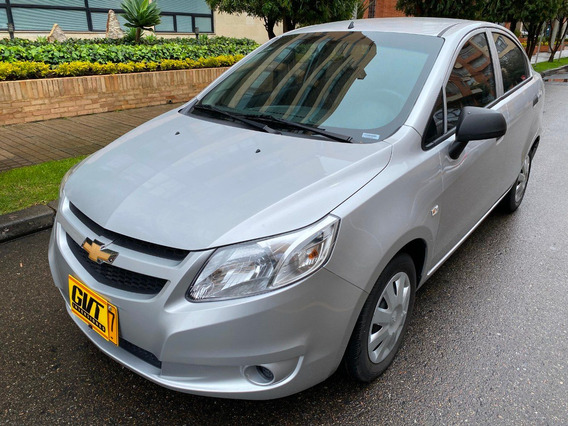Chevrolet Sail Ls Aa 2020