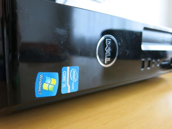 Dell Vostro 260s I5 6gb+hd500gb+ssd120gb+monitor+tecl S/fio