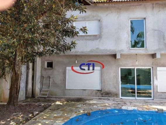 Casa Para Alugar, 235 M² Por R$ 3.400,00/mês - Balneário Palmira - Ribeirão Pires/sp - Ca0358