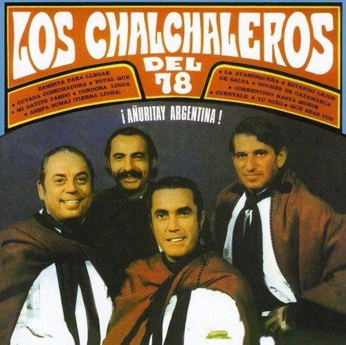 Cd : Los Chalchaleros - Anurita & Argentina (cd)