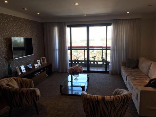 Imagem 1 de 26 de Apartamento Com 4 Dormitórios À Venda, 200 M² Por R$ 960.000,00 - Tatuapé - São Paulo/sp - Ap1812