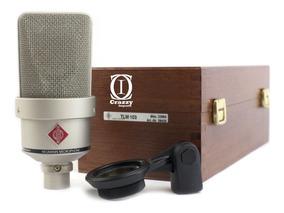 Microfone Neumann Tlm103 + Brindes