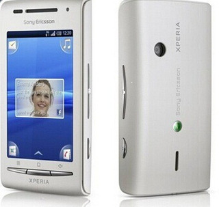 Sony Ericsson Xperia X8 Braco E Rosa - Redes Sociais