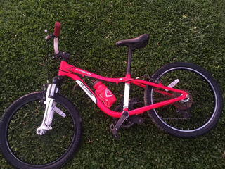 Bicicleta Hotrock Specialized Para Niño, Unica