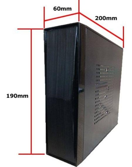 Mini Pc Automação D1800 2.41ghz, 4gb,ssd 120gb Wifi