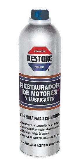 Aditivo Motor 8cil Restaura Y Lubrica Restore® Ahorrador Gas