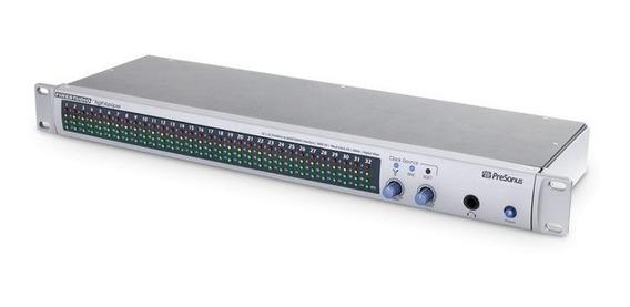 Interface Presonus Firestudio Lightpipe