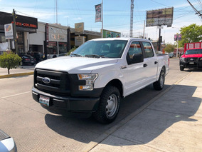 Ford F-150 3.7 Xl Doble Cabina 4x2 Mt 2015