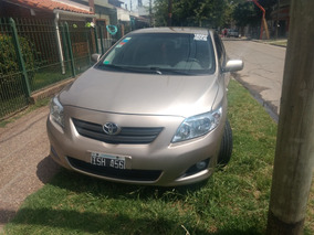 Toyota Corolla Xei Manual 2010
