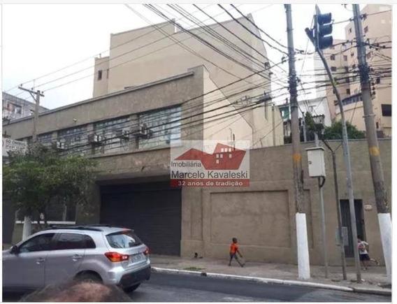 Prédio Comercial Cambuci -- 2.500 Metros - Ga0215