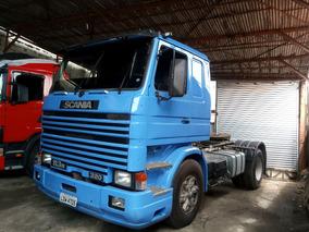 Scania R113 320 4x2 1994 R$ 69.000 Impecável