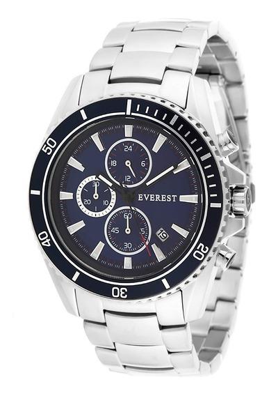 Relógio Masculino Original Everest Garantia 1 Ano
