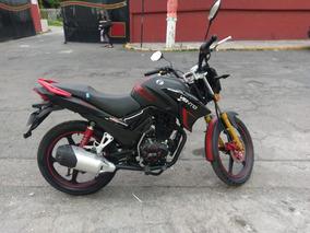 Motocicleta Vento Proton Dark 200