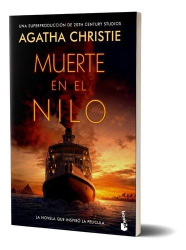 Imagen 1 de 3 de Muerte En El Nilo De Agatha Christie - Booket