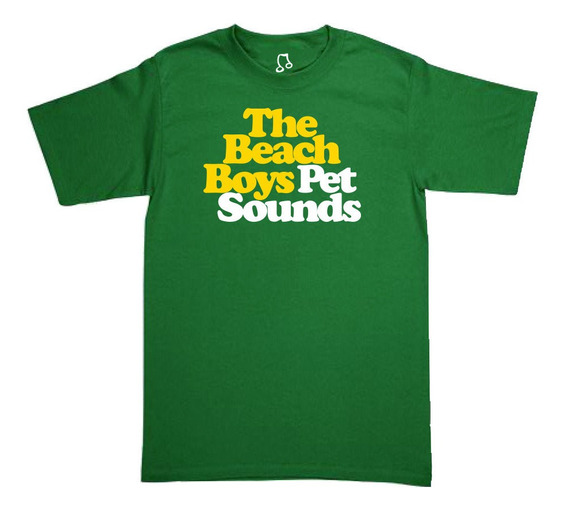 Playera The Beach Boys - Pet Sounds