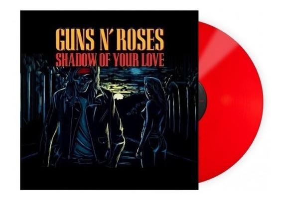 Guns N Roses Shadow Of Your Love Single Vinilo Lp Rsd Stock