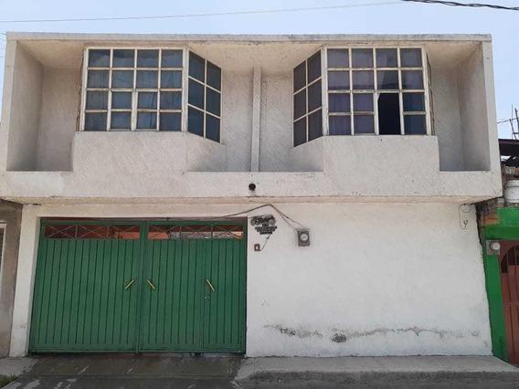 Casa En Venta Con Excelentes Espacios En Ecatepec