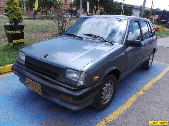 Chevrolet Sprint Mt 1000 Cc Aa