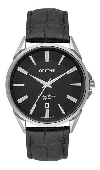 Relógio Orient De Couro Mbsc1034 P1px