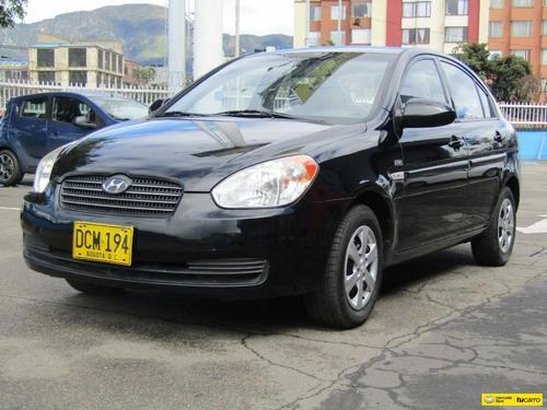 Hyundai Accent 1.6 Gls 4 P