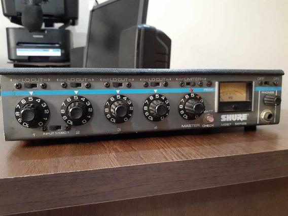Mixer De Audio Shure