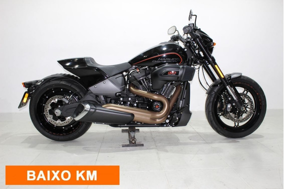 Harley Davidson Softail Fxdrs 114 2019 Preta