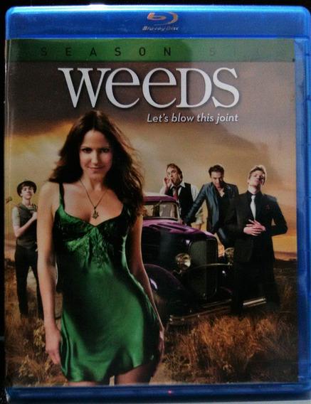 Weeds - La Traficante. 6a. Temporada Blu-ray