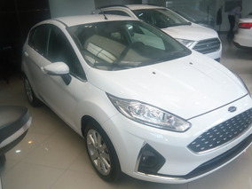 Ford Fiesta 1,6 Se 5pts Manual 2018 Anticipo Y Dni! #14