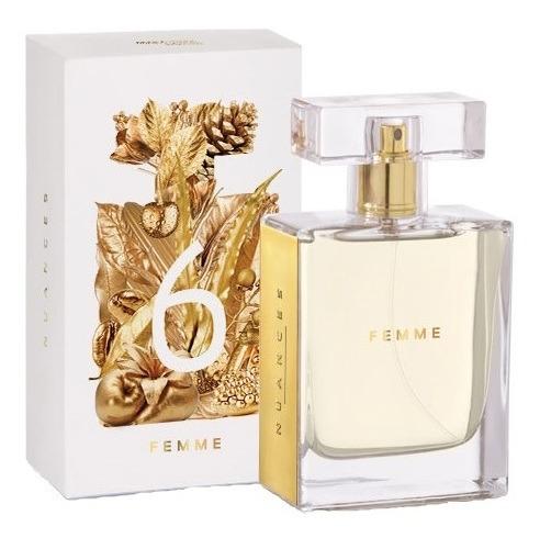 Perfume Feminino Nuances 6 Abelha Rainha 100ml