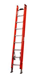 Escalera Extensible De Fibra De Vidrio (dieléctrica).9530-14