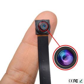 Mini Câmera Ip Espiã Wifi Ahd Com Bateria E Micro Câmera V88