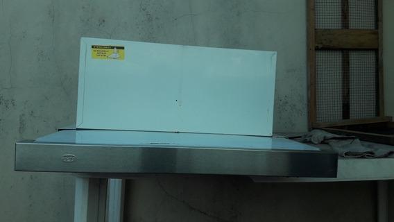 Purificador Extractor Campana Extensible Tst Frente Acero 60