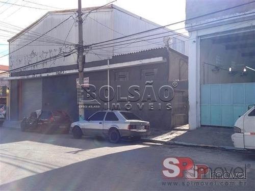 Imagem 1 de 2 de Galpao - Vila Dionisia - Ref: 22491 - V-22491