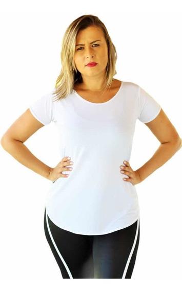 Kit 10 Blusas Dry Fit 100% Poliamida Corrida Malhar Feminina