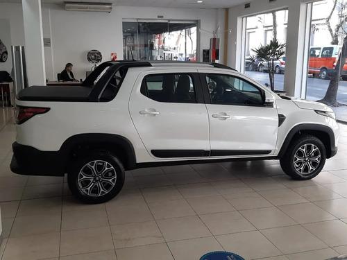 Nueva Fiat Strada Volcano 0km $ 210.000 O Tu Auto Usado V