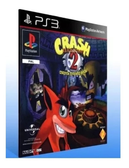 Crash Bandicoot 2 Clássico Ps3