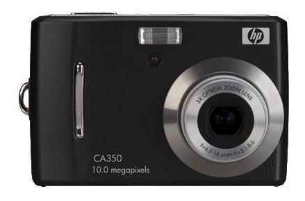 Camara Digital Hp Modelo Ca350 Cable Incluido   10 Megapixel