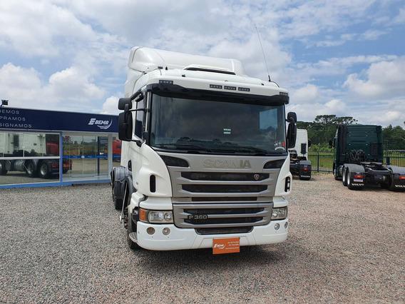 Scania P 360 6x2 2014